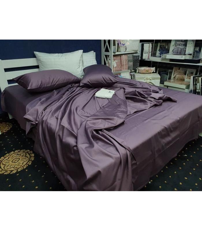 Комплект постельного белья Excalibur №321 ᗍ сатин ※ Украина, натуральная ткань