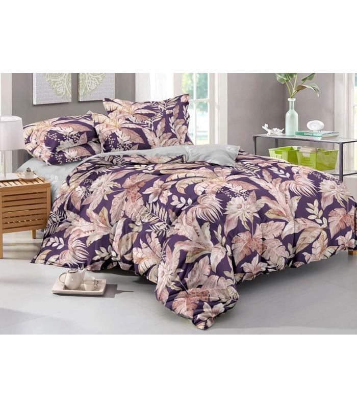Комплект постельного белья Lotos ᗍ сатин ※ Украина, натуральная ткань