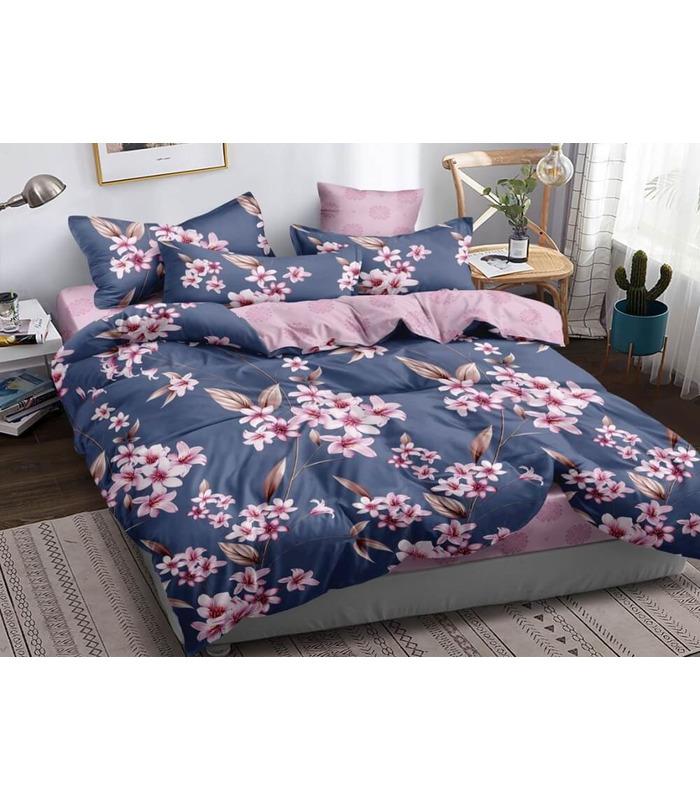 Комплект постельного белья Kristi ᗍ сатин ※ Украина, натуральная ткань