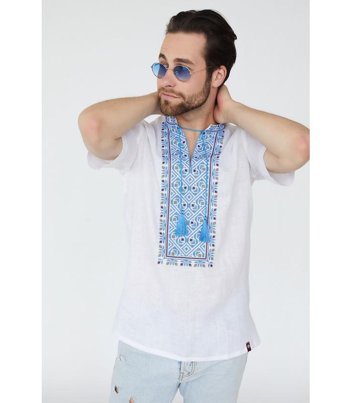 Чоловіча вишиванка мод.4001