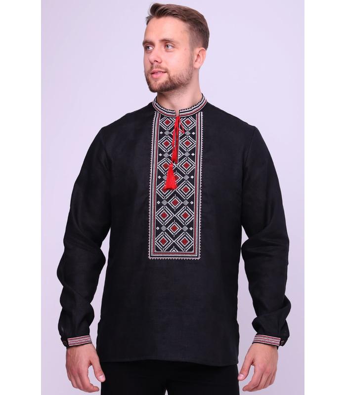 Чоловіча вишиванка мод.4002