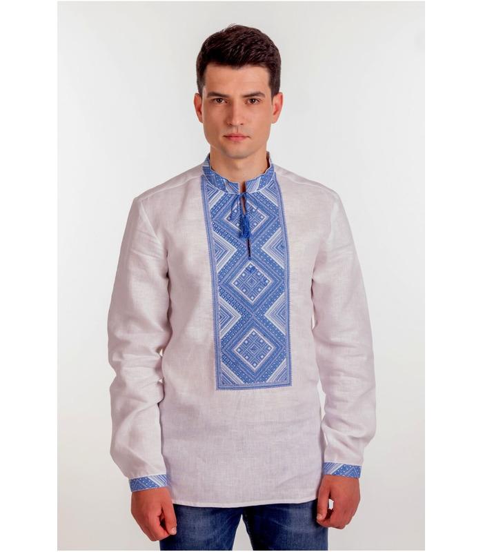 Чоловіча вишиванка мод.4010