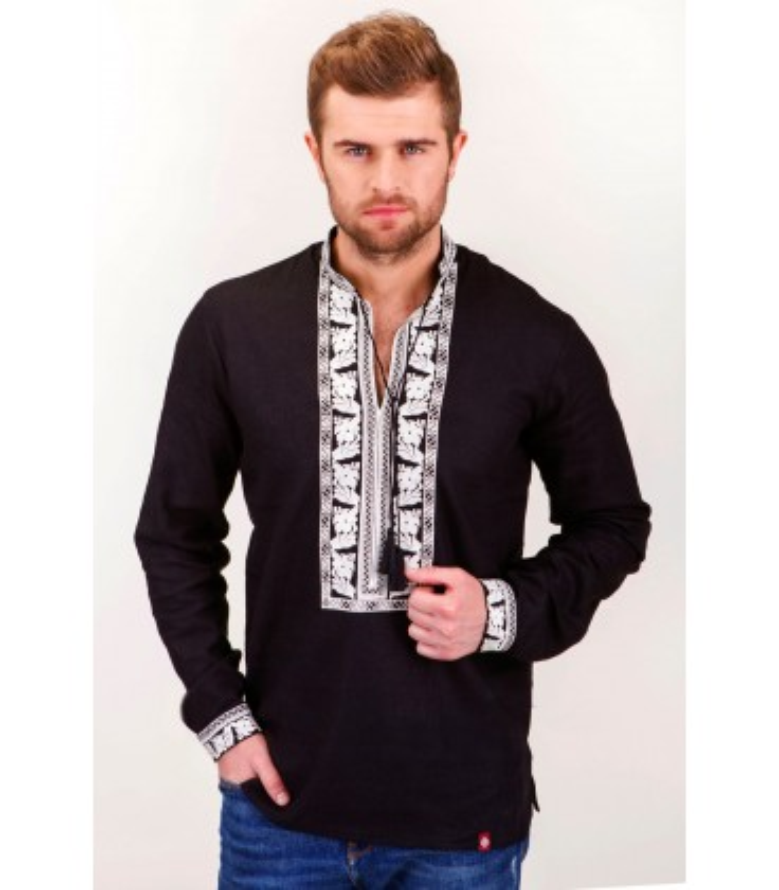 Мужская вышиванка мод.7003