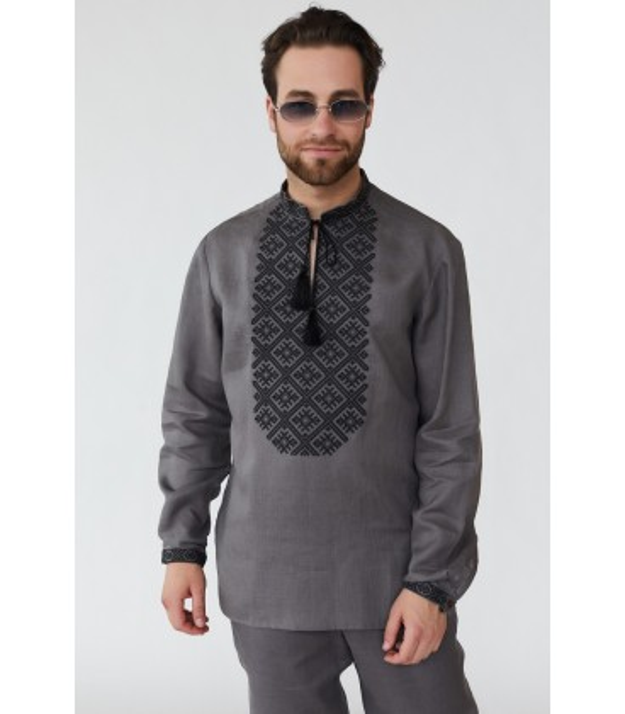 Мужская вышиванка мод.793
