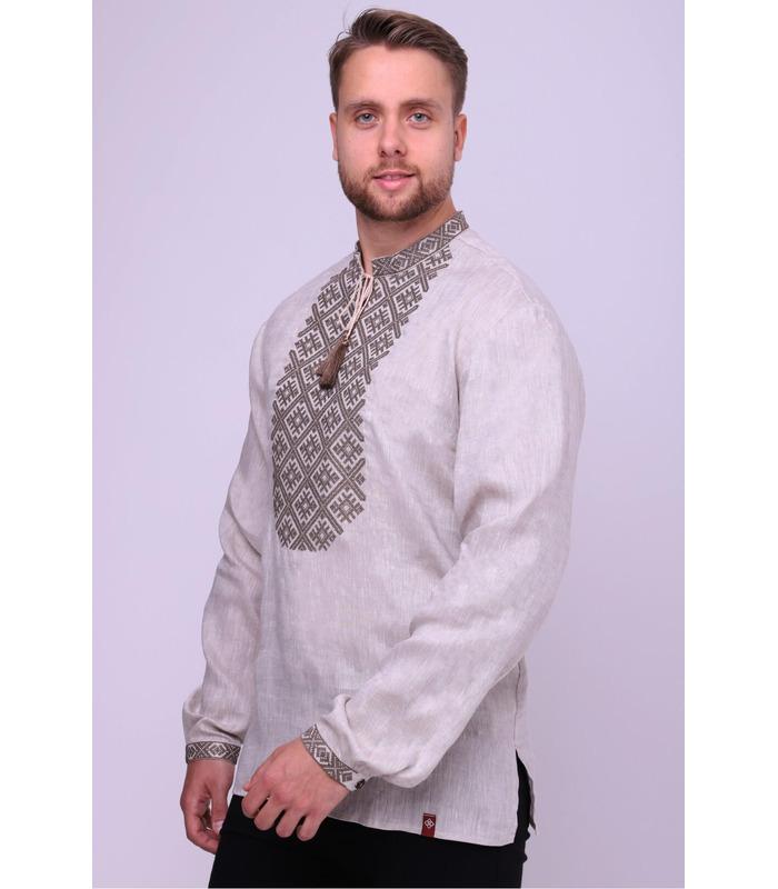 Чоловіча вишиванка мод.794