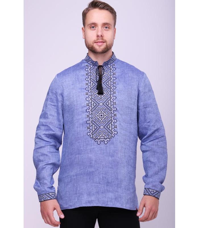 Мужская вышиванка мод.7010