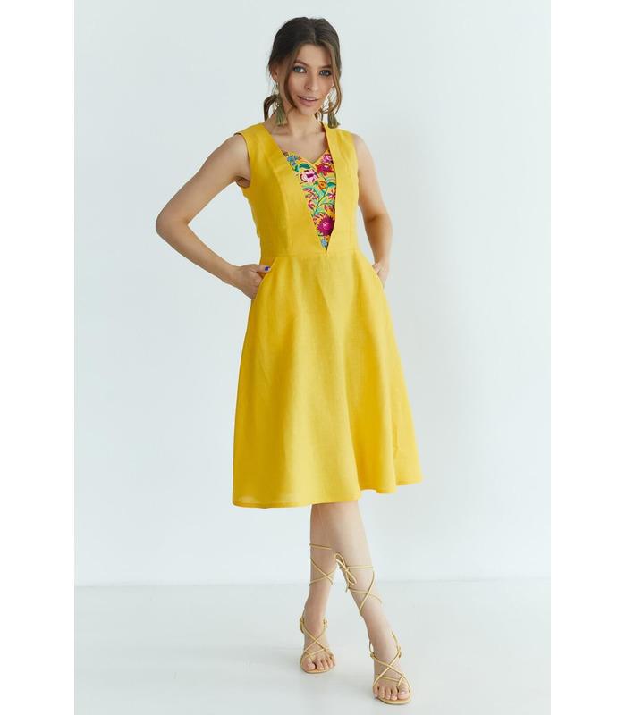 Вишита сукня мод.5032