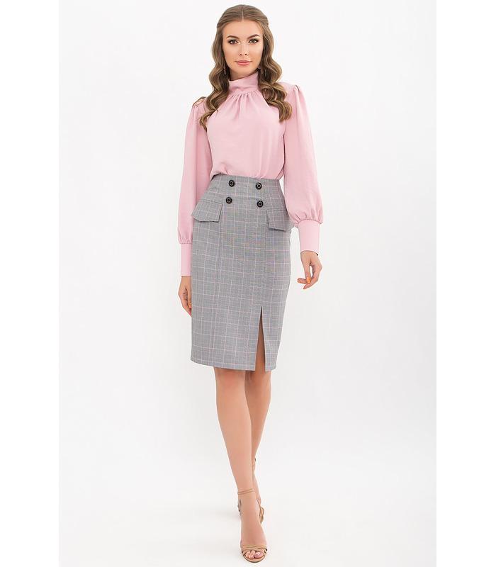 Блуза Селіана RO, рожева блузка