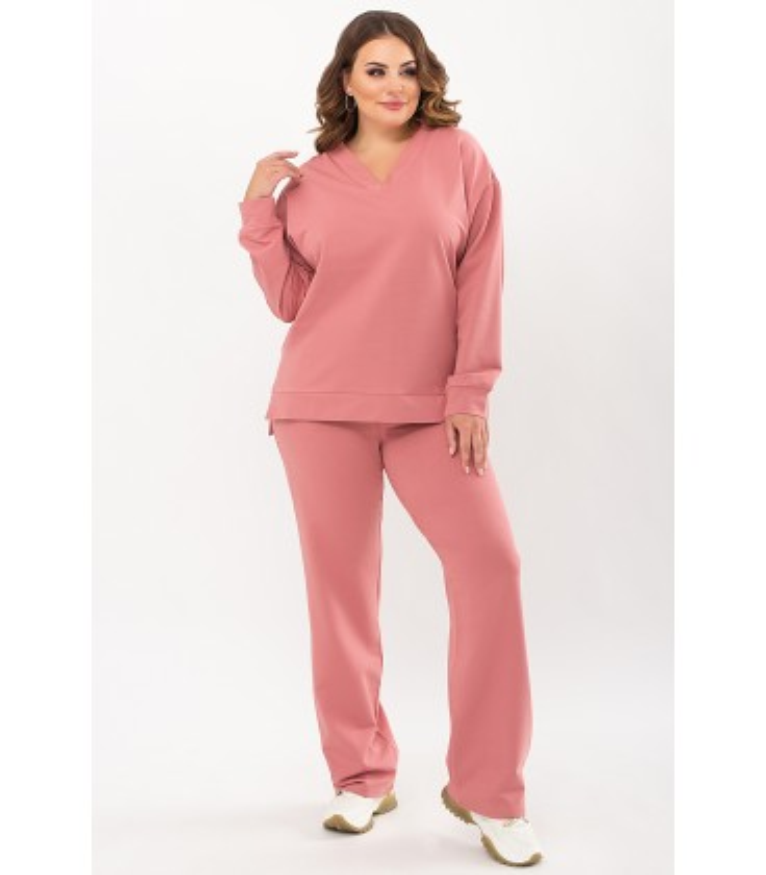 Костюм Варда ПК RO, розовый спортивный костюм