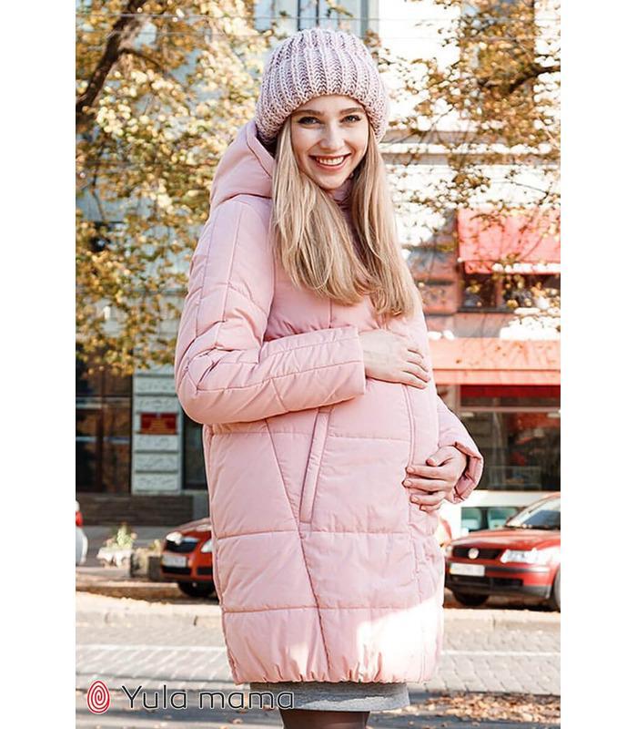 Зимове пальто для вагітних Джена.