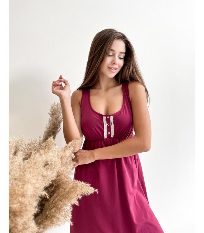 Нічна сорочка Хані мод.24140 BR