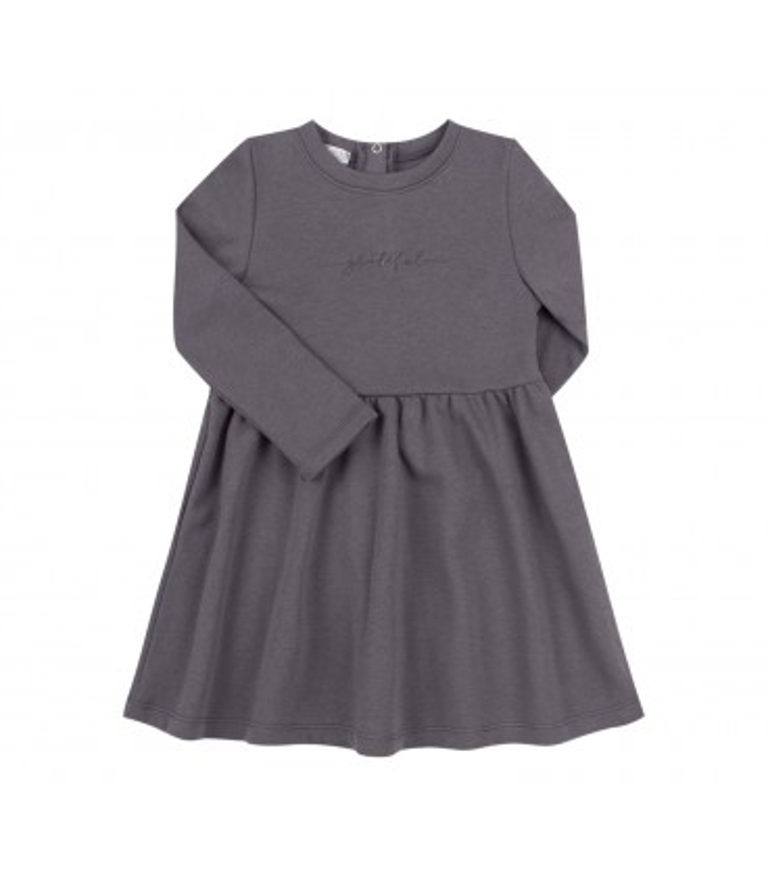 Детское платье ПЛ340 GR