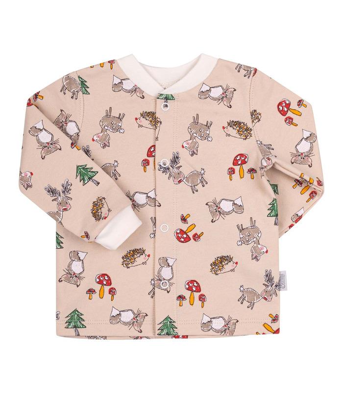 Детская рубашка РБ97 байка (G01)