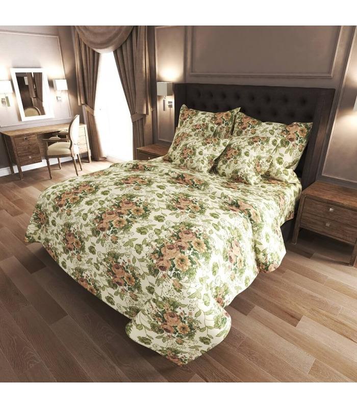 Постельное белье Жанна ᗍ бязь. Пошито в Украине ᗈ натуральная ткань | МамаТато