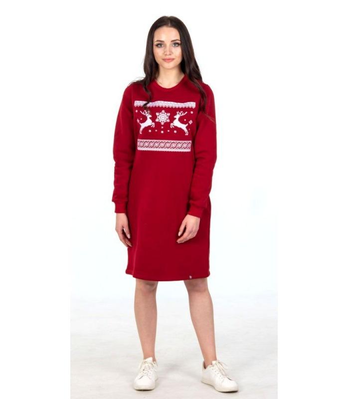Платье с вышивкой мод.603