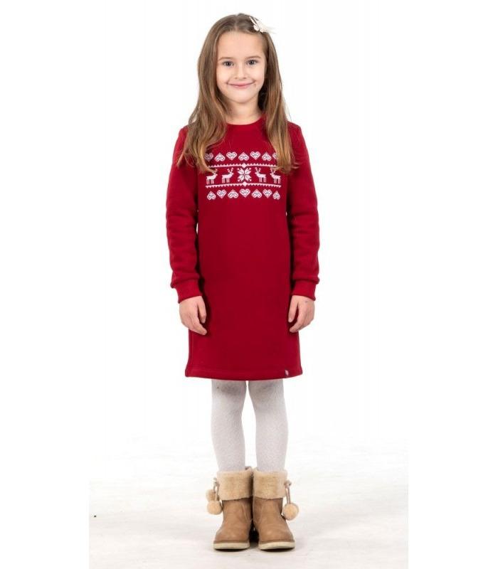 Детское платье с вышивкой мод.249